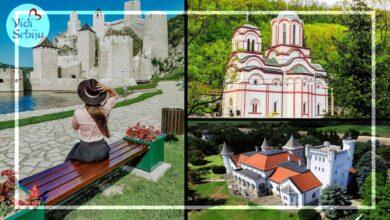Photo of Šta OBAVEZNO morate videti u Srbiji: Tvrđave, dvorci, banje i manastiri ČEKAJU NA VAS