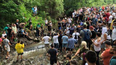 Photo of KADA SE SRBIJA UJEDINI: U Rakiti meštani i aktivisti raskopali cevovod za mini-hidroelektranu