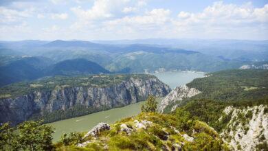 Photo of Najlepši pogled na Dunav je sa vrha VELIKI ŠTRBAC (FOTO)