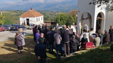 Photo of U Gornjem Dragovlju u podnožju Suve Planine posle 130 godina osveštano crkveno zvono