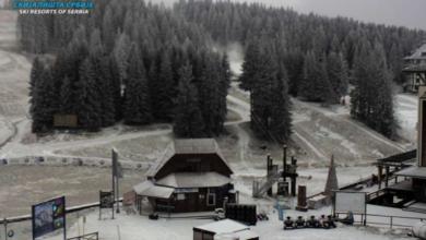 Photo of PRVI SNEG! Zabelele se srpske planine