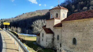 Photo of MANASTIR PRIDVORICA – U srcu Srbije, na zaravni iznad leve obale reke Studenice (FOTO)