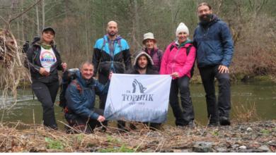 """Photo of Planinarski klub """"Tornik"""" organizovao akciju u predelu manastira Uvac"""
