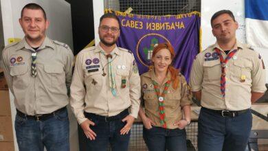 Photo of Izabrano novo rukovodstvo Saveza izviđača grada Niša