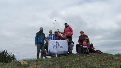 "Photo of Planinarski klub ""Tornik"" organizovao akciju na vrh Velika Gruda"